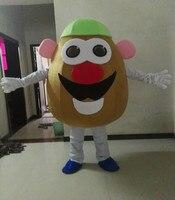 Г н картофель костюм талисман в форме головы История игрушек взрослых нарядное платье мультфильм карнавальные наряды карнавальный костюм
