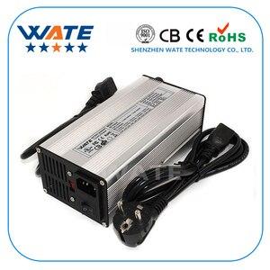 Image 2 - 88.2 V 4A chargeur 77.7 V Li ion batterie chargeur intelligent utilisé pour 21 S 77.7 V Li ion batterie Ebike e bike Auto Stop outils intelligents