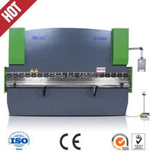 Sheet metal plate 2 axis cnc hydraulic press brake cnc bending machine