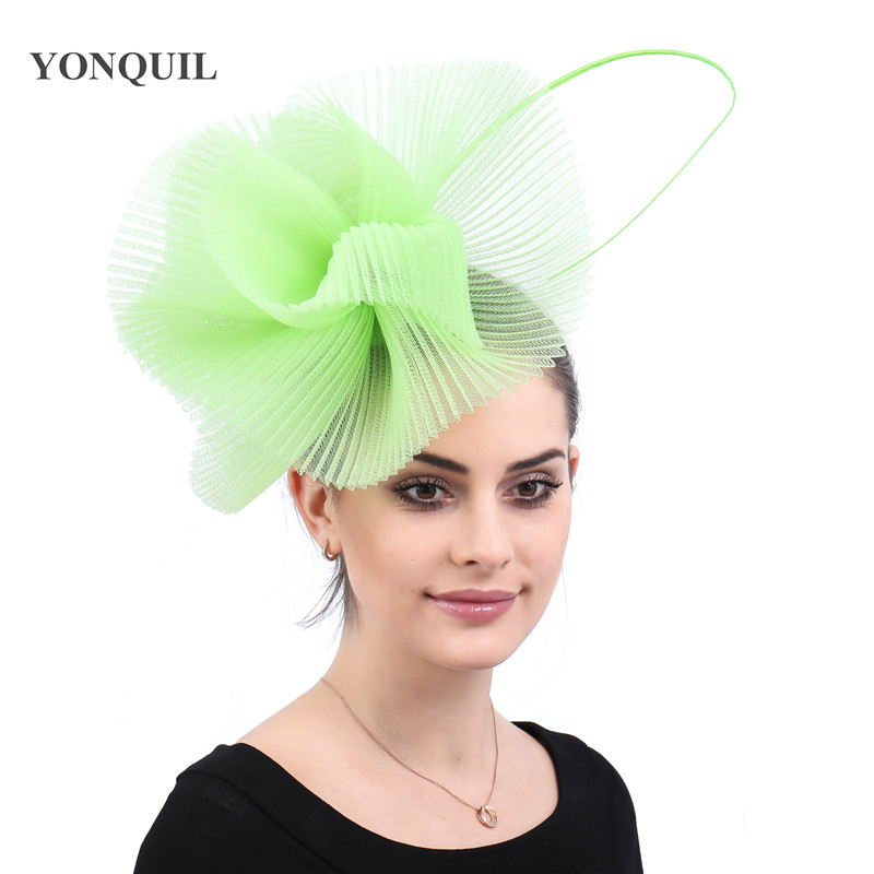 476778232 20CM white SINAMAY fascinator base making fascinators party hats DIY ...