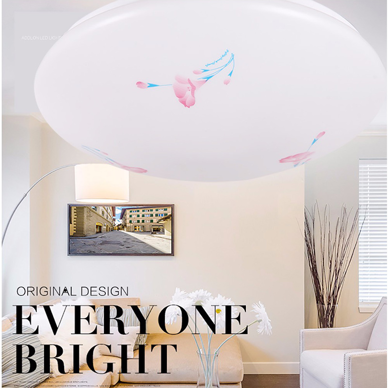 Modern LED Ceiling Lights Lamp Flush Mount Ceiling Lamps Fixture Lustre Living Room Bathroom Bedroom Kitchen 12W 220V Cold White led kitchen lights balcony corridor ceiling lamps with the modern minimalist bathroom toilet waterproof panel lamp