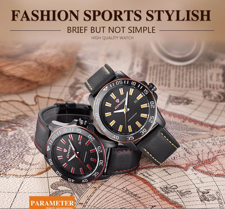 Watch Men Sport