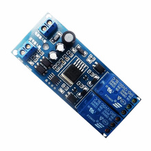 цена на 5/12/24V programmable control board / time delay switch / motor CW / CCW / two way relay module