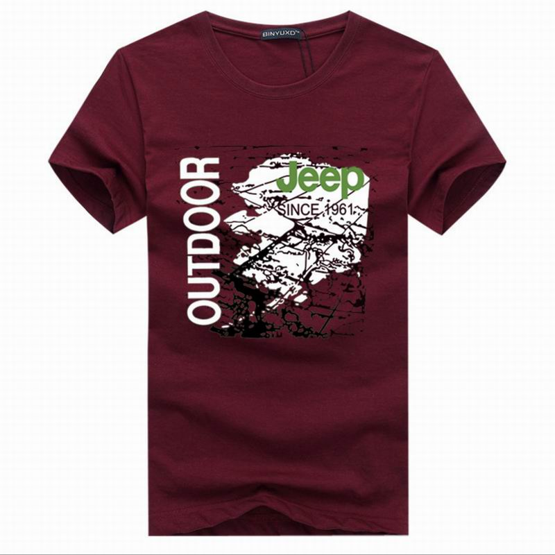 2016 Summer Men's Tee Short Sleeve Shirt Print Top Man Casual Clothing Cotton Shirt Made In China Hot Selling 4