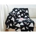 Вязаные одеяла для новорожденных пеленать wrap мальчик девочка детские постельные принадлежности крышка bebes infantil cobertor манта одеяло реквизит bebek battaniye