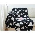 Tejidos para el recién nacido swaddle wrap niño niña bebé ropa de cama cubierta de bebes manta props manta cobertor infantil bebek battaniye
