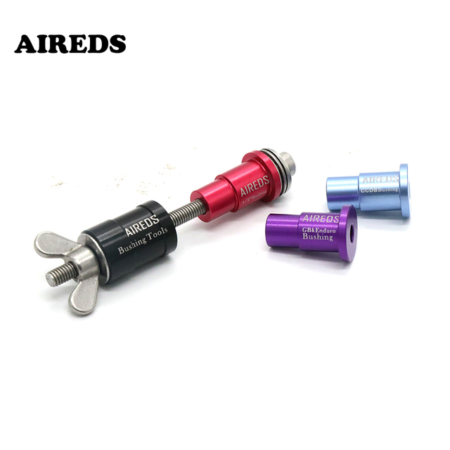 MTB Bicycle Bike Rear Shock Absorber Bushing Disassembly Tool Install//removal