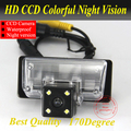 For Nissan Teana/Sylphy/TIIDA rear view camera Waterproof  170 Degree Night Vision Car Camera wireless CCD 1/3""
