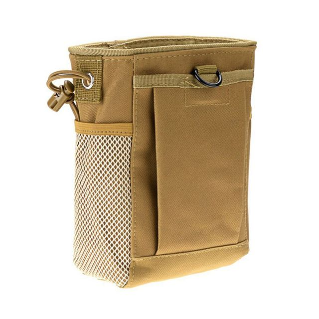 Military Molle Ammo Pouch Pack Tactical Gun Magazine Dump For Hunting 2
