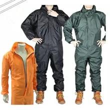 Rain Coat Suit Waterproof  Jacket Windbreaker Raincoat Women Coats with Hood Yupi Poncho Motorcycle XX31