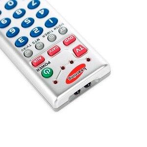Image 4 - Universal Fernbedienung Lernen Fernbedienung Für TV/SAT/DVD/CBL/DVB T/AUX Kopie Russische englisch Manuelle Chunghop SRM 403E