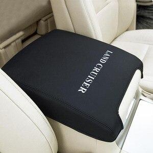 Для Toyota Land Cruiser 200 LC200 2008 2009 2010 2011 2012 2013 2014 2015 2016 2017 2018 кожаный чехол для автомобильного подлокотника