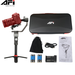 Image 5 - AFI D3 Gimbal Stabilizer For Camera Gimbal Dslr Handheld 3 Axis Stabilizer Video Mobile With Servo Follow Focus For All Models