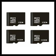Micro SD Card 32GB Class 10 16GB/64GB/128GB Class10 UHS-1 8GB Class 6 Memory Card Flash Memory Microsd for Smartphone