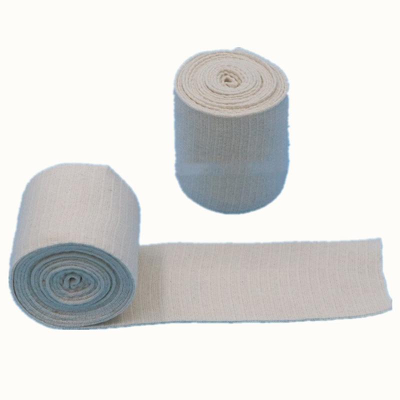15cmx450cm 1 Roll/bag 4 Bags Medical Elastic Bandage For Wound Gauze Bandage Dressing Fixed