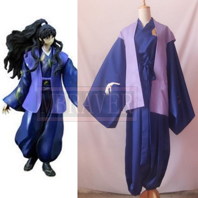 Inuyasha Naraku Cosplay Costume Any Size