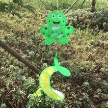 1 шт. животное спираль ветряная мельница красочный ветер Спиннер газон сад двор Открытый Декор Детская игрушка