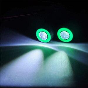 RC автомобильный светодиодный светильник s 4,2 v-6v светильник, набор, головной светильник, фары для 1/10 RC модели автомобиля грузовика 5 мм/8 мм/10 мм диаметр светодиодный свет радиоуправляемого автомобиля светильник