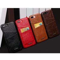 G-Case Luxury PU Leather Case For iPhone 7 Plus/8 Plus 5.5