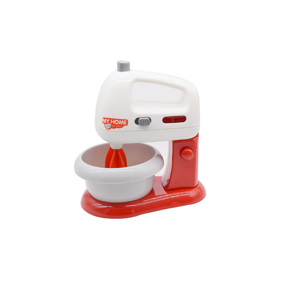 Fun small appliances toy Kitchen Electron Cake Mixer for kids with ...