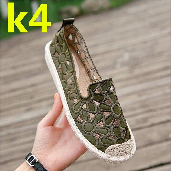 Feminino Femmes 2019 k4 Nouveau k2 Chaussures En Zapatos k3 Femme Tenis Décontractées Vulcanisées Toile Blanche 75 De Marche K1 Espadrilles Étudiants aRnfad