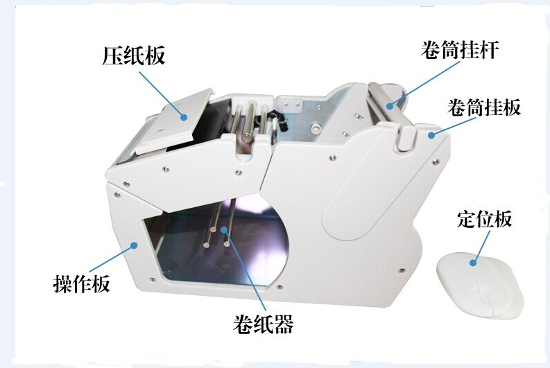 Free shipping X 100 Automatic Label Dispenser Sticker Label Dispenser in Power Tool Accessories from Tools