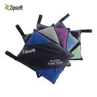 Zipsoft marca microfibra toalhas de praia para adulto havlu secagem rápida viagem esportes toalha cobertor banho piscina acampamento yoga