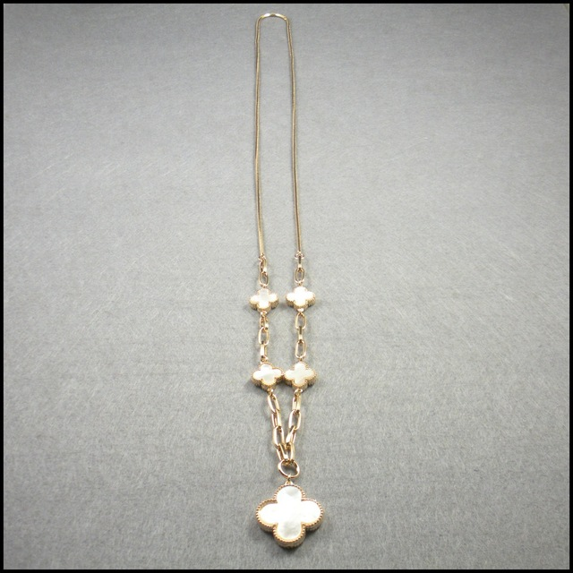 Shell zircon beautiful all-match necklace winter necklace