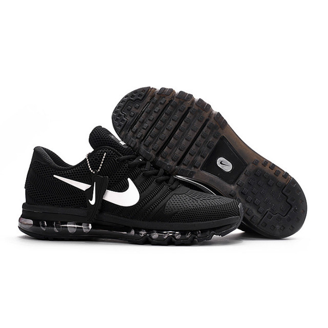 meet 988f0 f2732 Hot Sale NIKE Air MAX 2017 Nike Running shoes full palm nano Disu  technology Sports Men shoes hot Sneakers 40-46