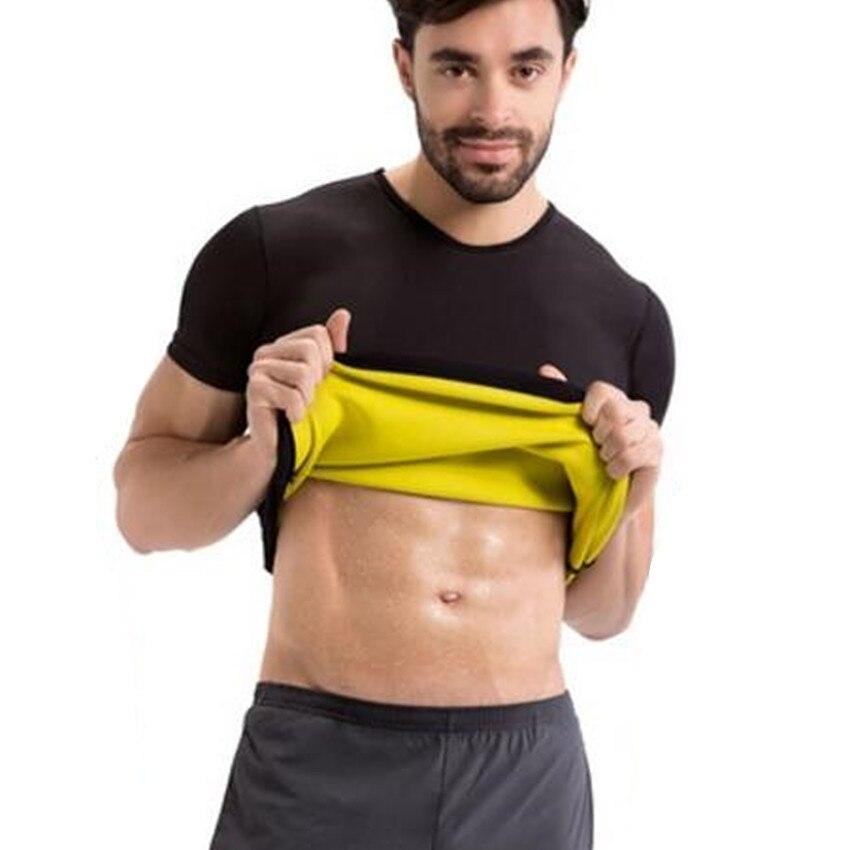 Hot Shapers Waist-Trimmer Slimming Shirt Body Shaper Men Compression Shirt Slimming vest Hot Thermal Slim Shirt Hot Women Shaper