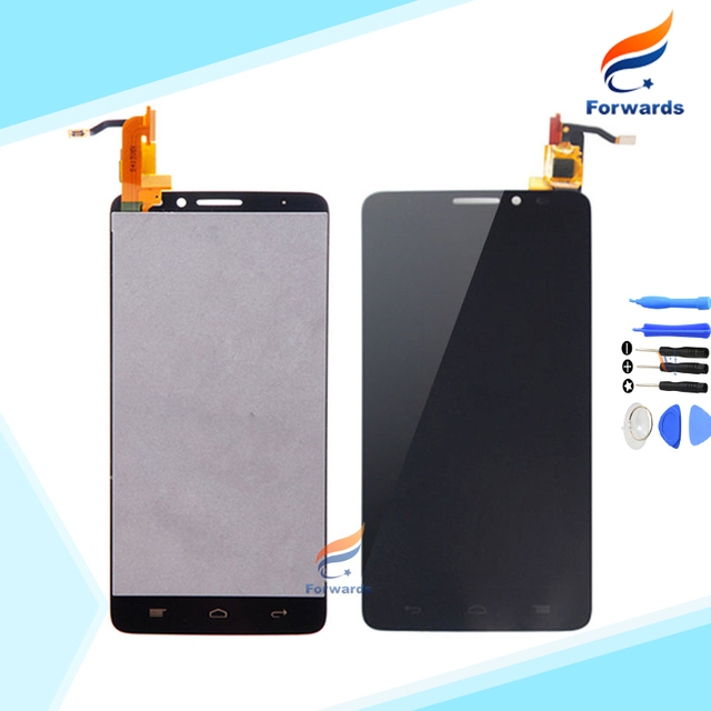 For Alcatel One Touch Idol X OT6040 6040 6040A 6040D 6040E LCD Screen Display with Touch Digitizer Tools Assembly free shipping
