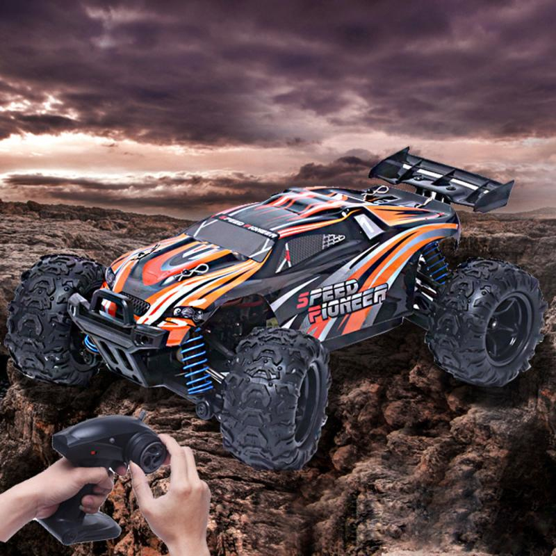RC car 9302 1:18 scale 2.4G Four-Wheel Drive High Speed Off Road Remote Control Climbing Car monster truck rc toy for best gift
