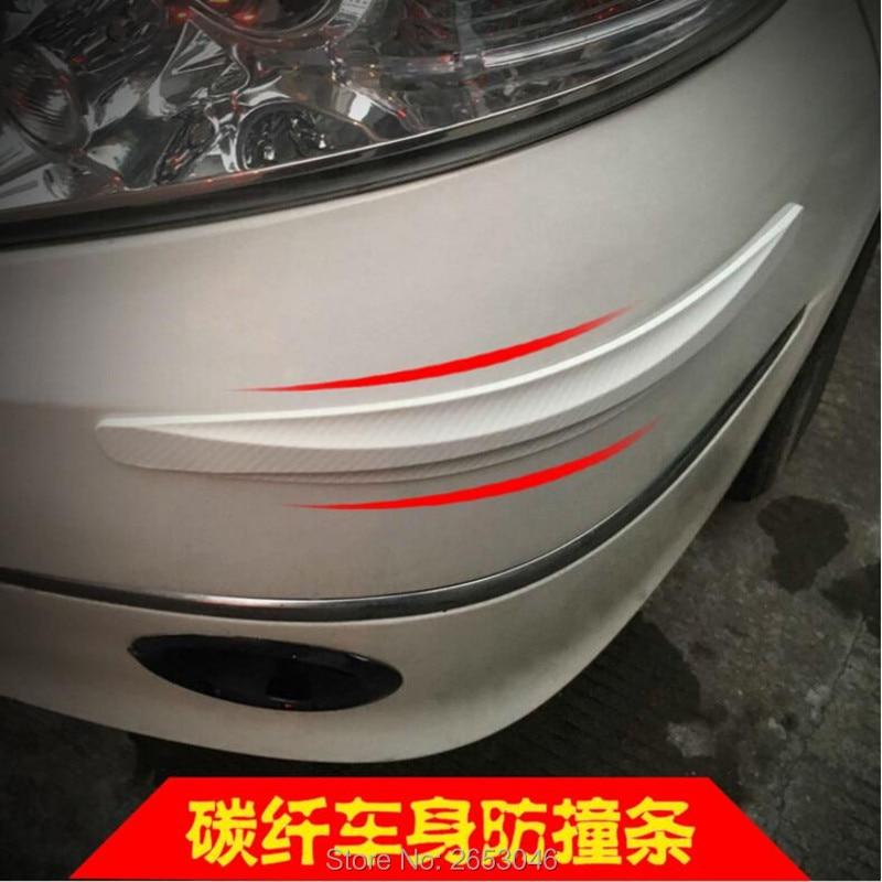 Car Styling Car Bumper Guards Crash Bar Protection Sticker