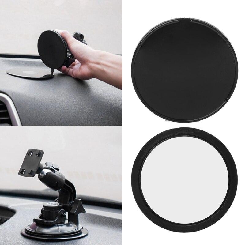 1 Pc Auto Auto Dashboard Sucker Halterung Basis Adhesive Disc 85mm Für Telefon Tablet Gps Halter Hohe Qualität