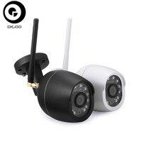 DIGOO DG W01f 3 6mm 720P Waterproof Outdoor WIFI Security IP Camera IR Motion Detection Support