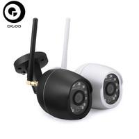 DIGOO DG W01f W01f 3 6mm 720P Waterproof Outdoor WIFI Security IP Camera IR Motion Detection