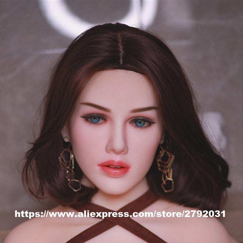 Lifelike Head For Sex Doll Oral Head for Adult Silicone Love Doll Sexy Toys for men Lifelike Head For Sex Doll Oral Head for Adult Silicone Love Doll Sexy Toys for men
