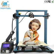 Kit de impresora 3d actualizado CREALITY 3D prusa i4 CR-10 3d de metal DIY impresora makerbot impresora 3 d impresión grande tamaño 500*500*500mm