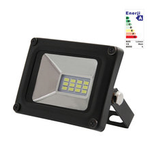 led flood light 10 W 20 W 30 W 50 W  Waterproof IP65 AC175-265V Garden Spotlight exterior lighting projector lamp leds