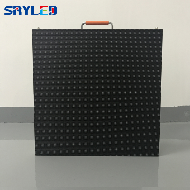 Image 3 - SMD2121 Indoor P3.91 Rental Stage Led Display 500mm x 500mm Led Video Wall Panel Screen For Church With Black Light-in LED Displays from Electronic Components & Supplies