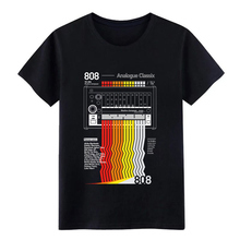 synthesizer t shirt designer cotton Euro Size S-3xl Letter Fit Funny Spring Autumn cool