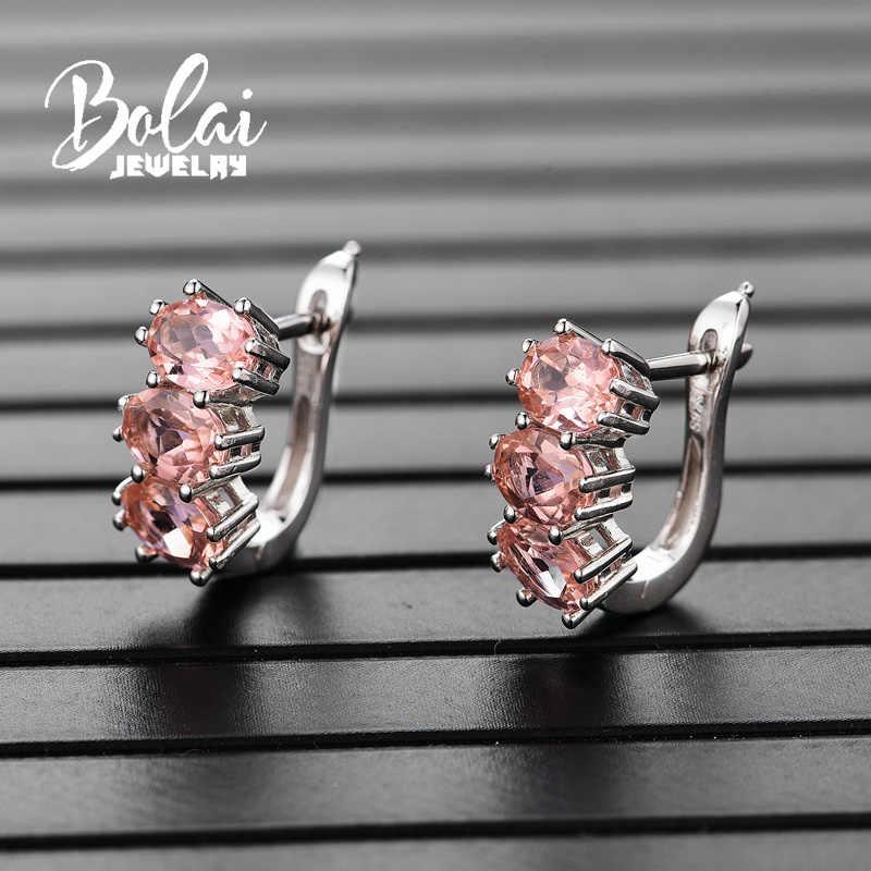 Solid 925 Sterling silver natural amethyst gemstone women girls party wear wedding stud Earrings gemstone jewelry Perfect jewellery for ears