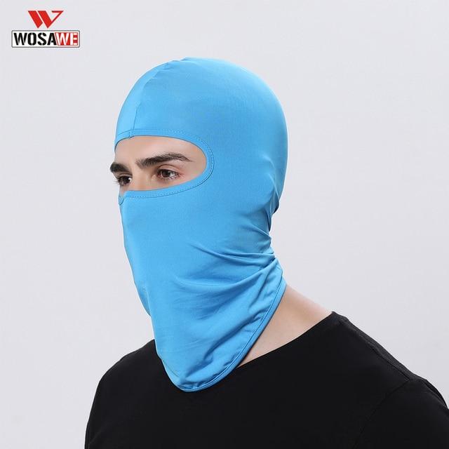 Balaclava Face Mask Motorcycle Tactical Face Shield Mascara Ski Mask Cagoule Visage Full Face Mask Gangster Mask 4