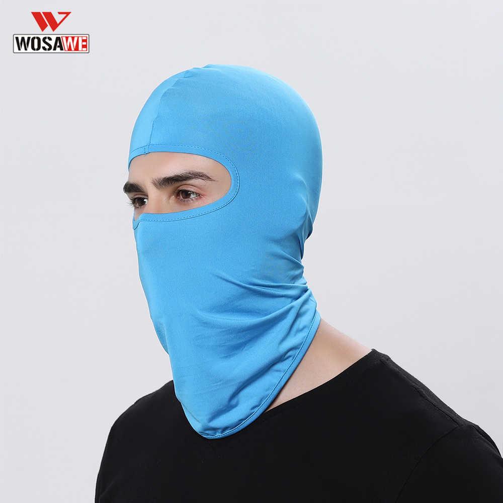 Balaclava máscara motocicleta táctica protección facial máscara de esquí Cagoule rostro máscara de cara completa máscara de gángster envío gratis