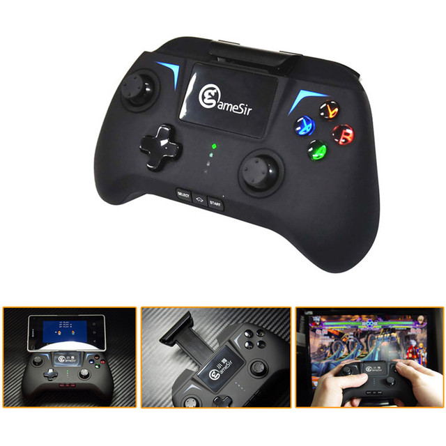 US $47 89 |G2 Happy Chick Gamesir Gamepad For Android Smartphone Joystick  Tablet Gaming Wireless Bluetooth Controller Gamepad-in Gamepads from