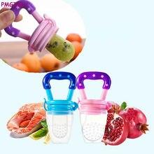 Fresh Fruit Food Kids Nipple Feeding Safe Milk Feeder Baby Pacifier Bottles Nipple Teat Nibbler Drop Shipping Feeding Pacifier