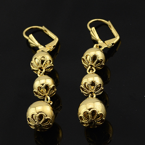 Amazing Gold Chandelier Earrings Gold Jewelry Bohemian Earrings
