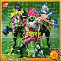 Аниме Kamen Rider Ex Aid оригинальные BANDAI Tamashii Наций СВЧ/с. Ч. Figuarts экшен фигурка могучий действие X начало набор