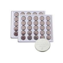 50pcs 2025 batteries CR2025 3V Lithium Coin Cells Button Battery CR2025 BR2025 DL2025 KCR2025 2025 L12 EE6226 стоимость