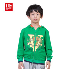 boys sweatcoat spring kids hoodie coat children outwear child jacket size 4-11 years children clothing